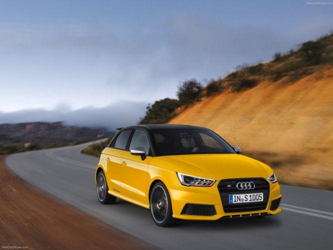 Audi-S1 Sportback 2015 1600x1200 wallpaper 0c wallpaper