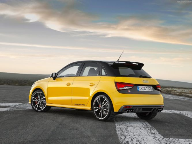 Audi-S1 Sportback 2015 1600x1200 wallpaper 20 wallpaper