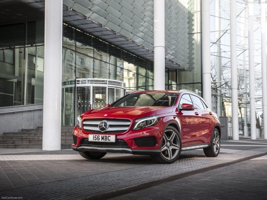 Mercedes-Benz-GLA UK-Version 2015 1600x1200 wallpaper 1a wallpaper