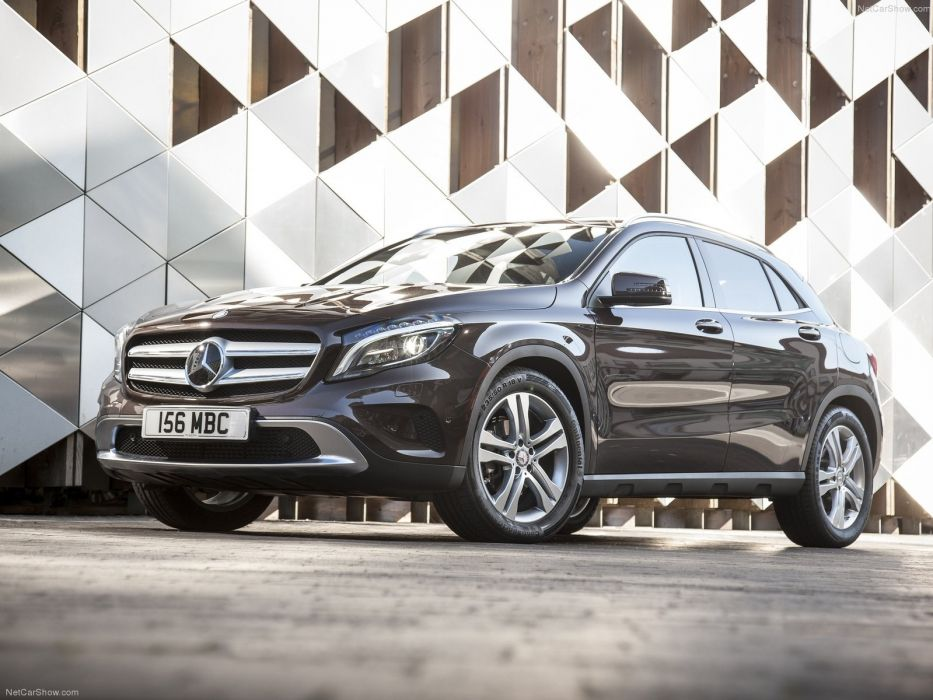 Mercedes-Benz-GLA UK-Version 2015 1600x1200 wallpaper 05 wallpaper