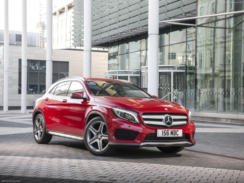 Mercedes-Benz-GLA UK-Version 2015 1600x1200 wallpaper 08 wallpaper