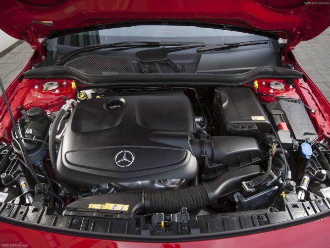 Mercedes-Benz-GLA UK-Version 2015 1600x1200 wallpaper 8d wallpaper