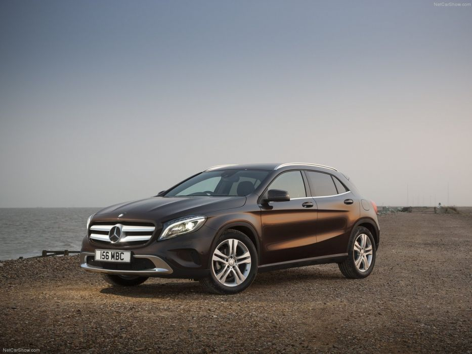 Mercedes-Benz-GLA UK-Version 2015 1600x1200 wallpaper 17 wallpaper