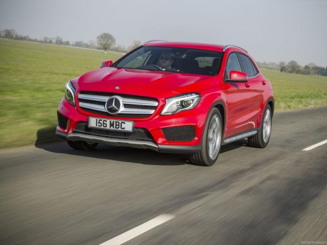Mercedes-Benz-GLA UK-Version 2015 1600x1200 wallpaper 28 wallpaper
