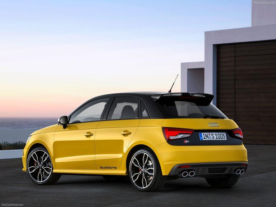 Audi-S1 Sportback 2015 1600x1200 wallpaper 1d wallpaper