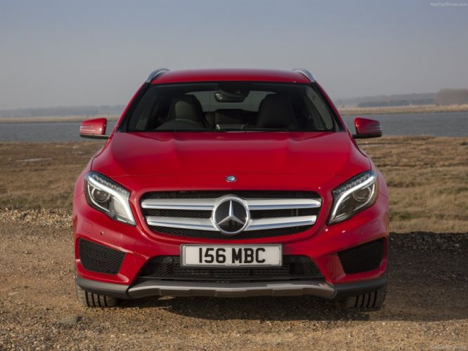 Mercedes-Benz-GLA UK-Version 2015 1600x1200 wallpaper 62 wallpaper