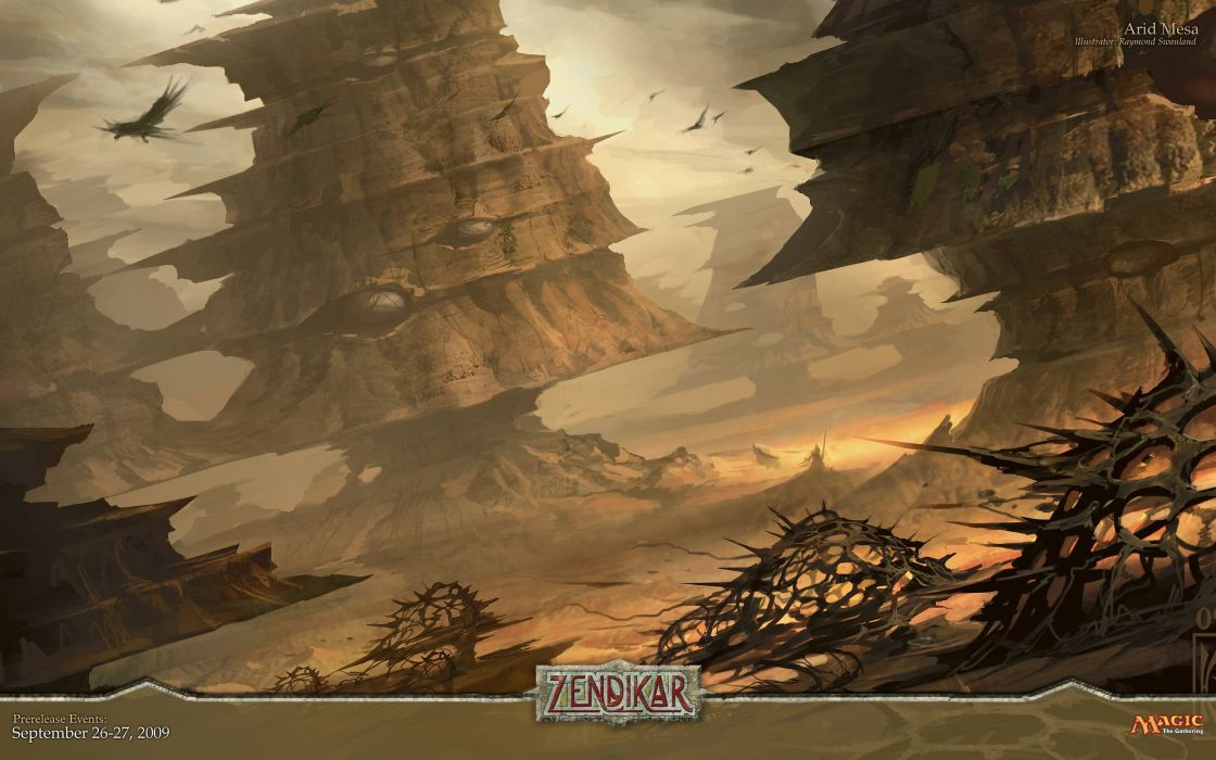 Magic: The Gathering magic wallpaper