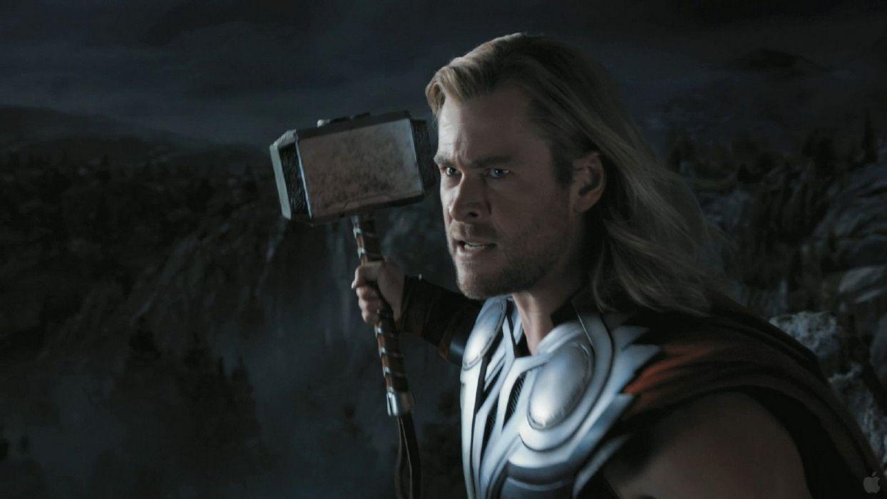 3d Thor Movie Hammer Wallpapers Hd: Thor Hammer Screenshots Trailer Chris Hemsworth The
