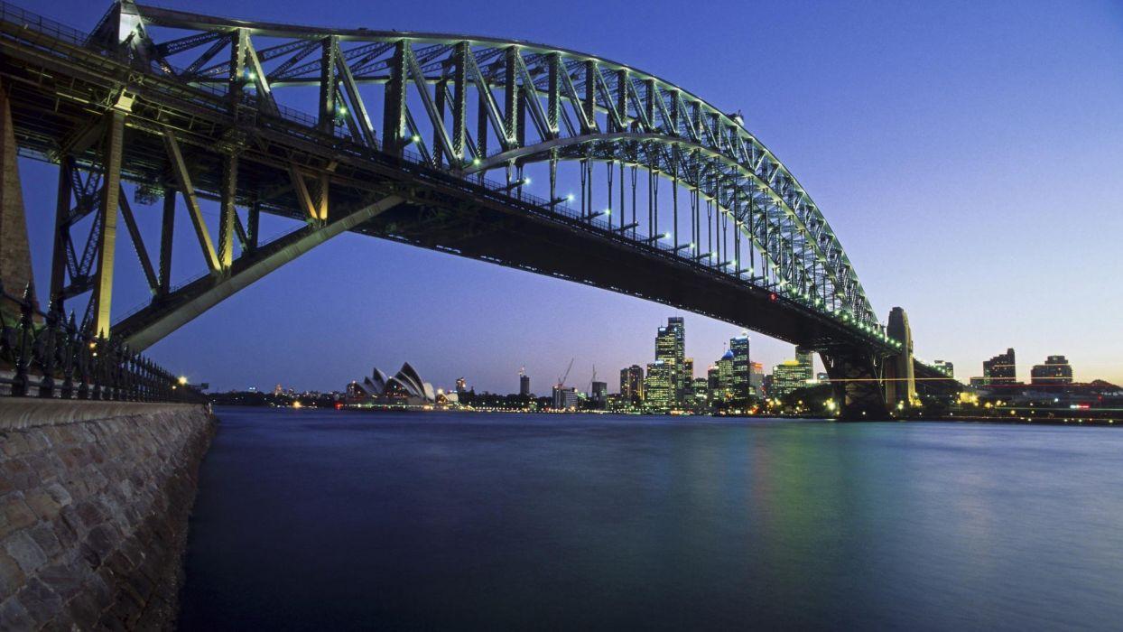 Australia Harbour Bridge Sydney Harbour Bridge wallpaper