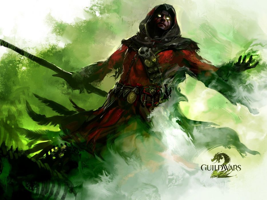 Guild Wars 2 GW2 wallpaper
