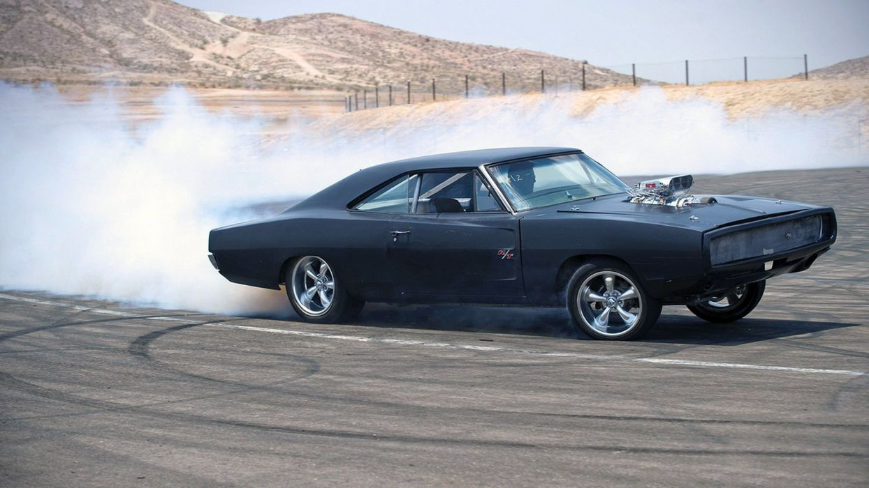 cars Dodge Dodge Charger R/T wallpaper