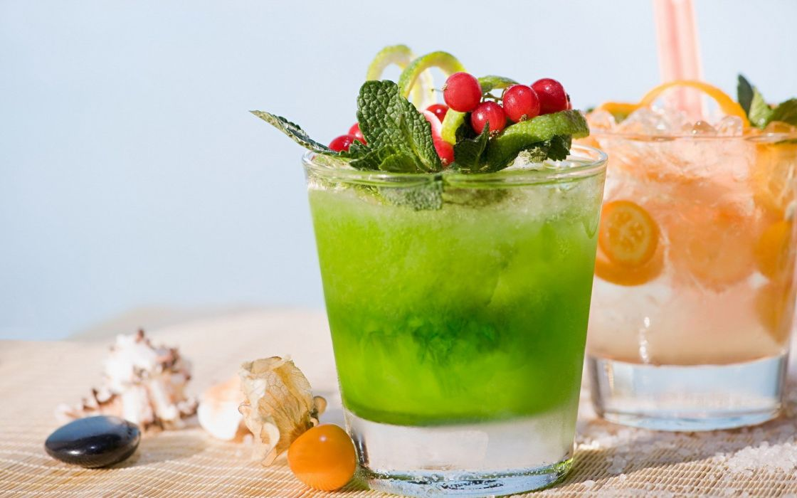 cocktail drinks wallpaper