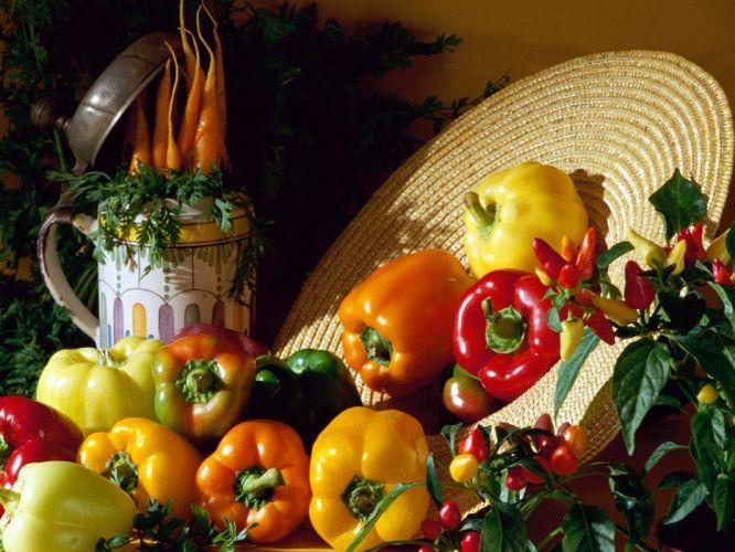 peppers wallpaper