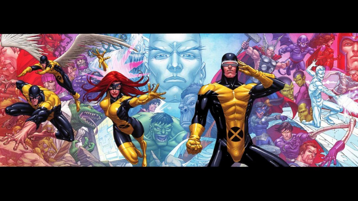 Comics X Men Marvel Comics Wallpaper 1920x1080 328994