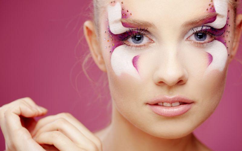 women faces wallpaper