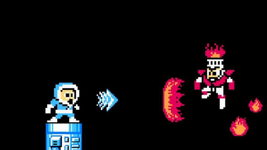 Mega Man Nintendo Entertainment System wallpaper