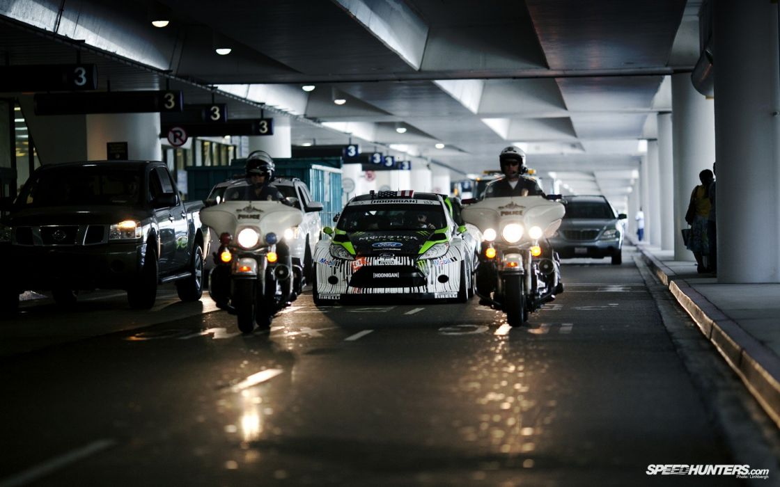 Ken Block racing cars wallpaper