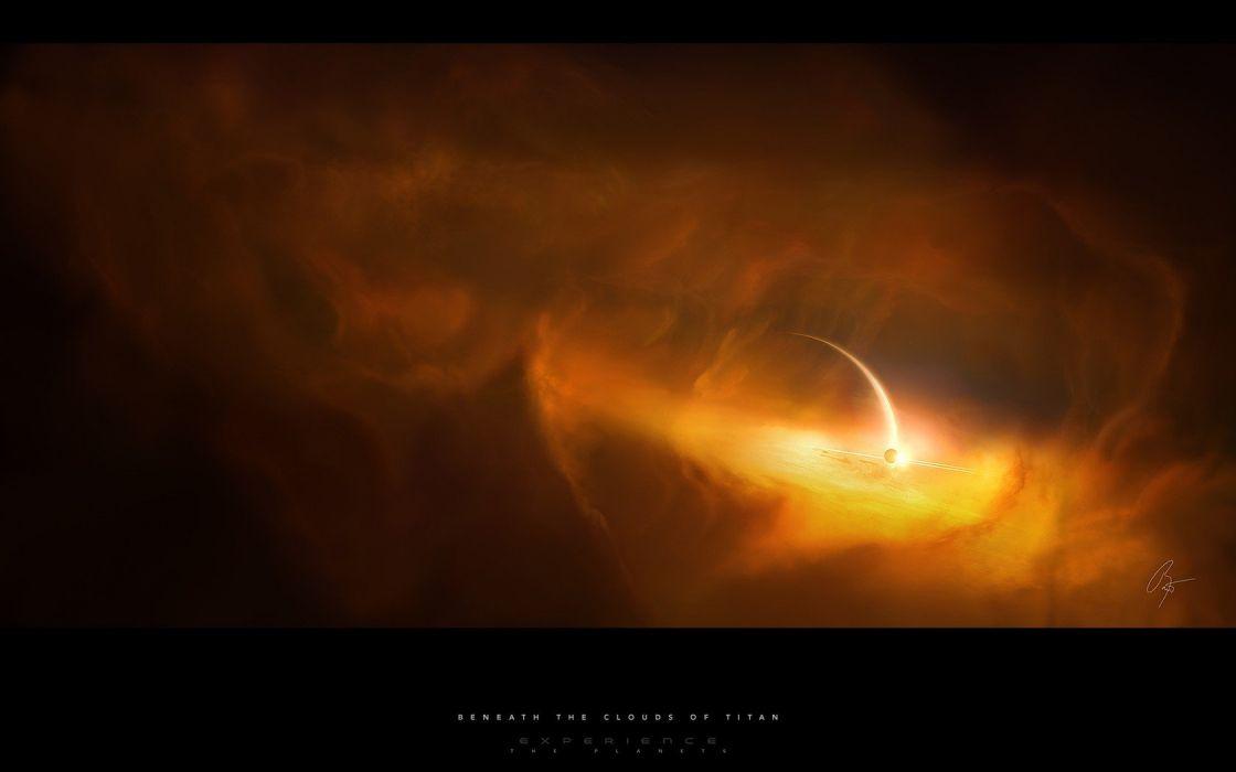planets nebulae wallpaper