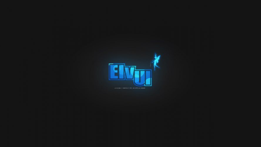 World of Warcraft tukui elvui wallpaper