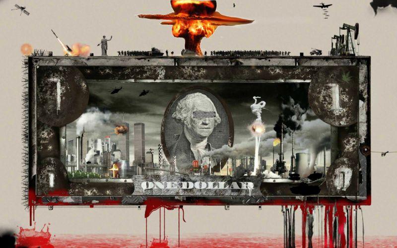 war dollar bills wallpaper