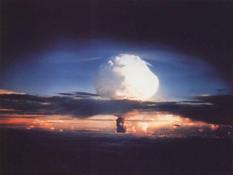 atomic bomb wallpaper