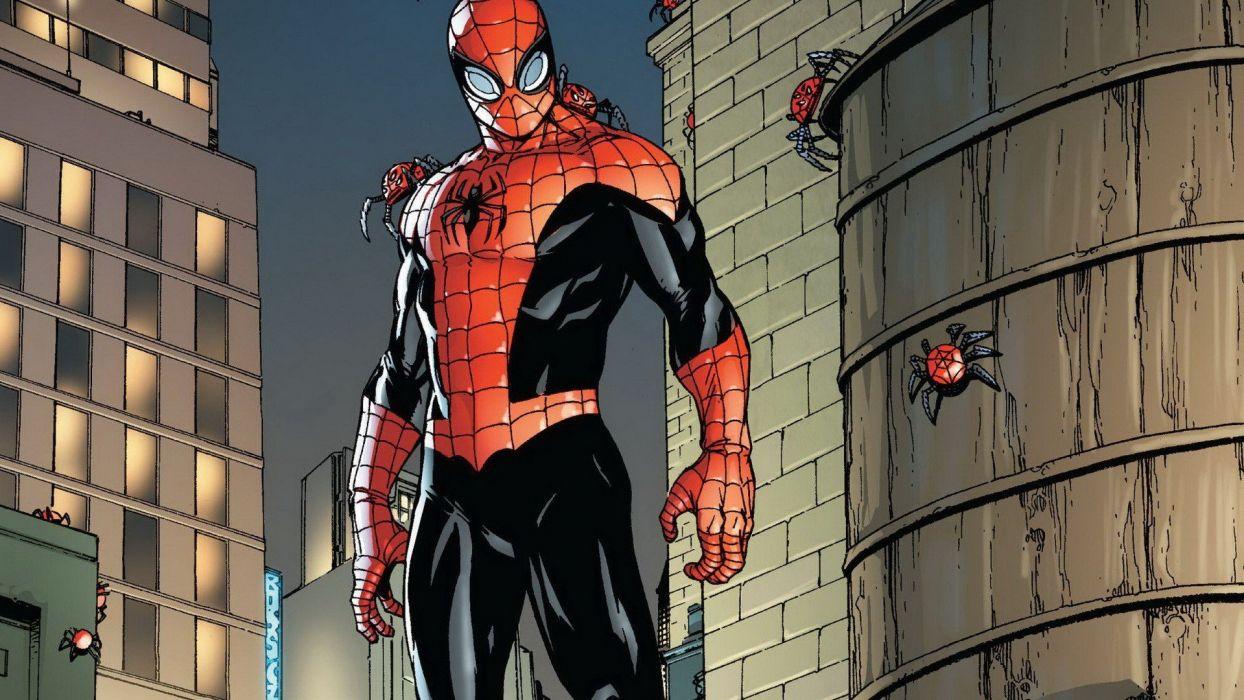 Spider Man Marvel Comics Superior Spider Man Otto Octavius