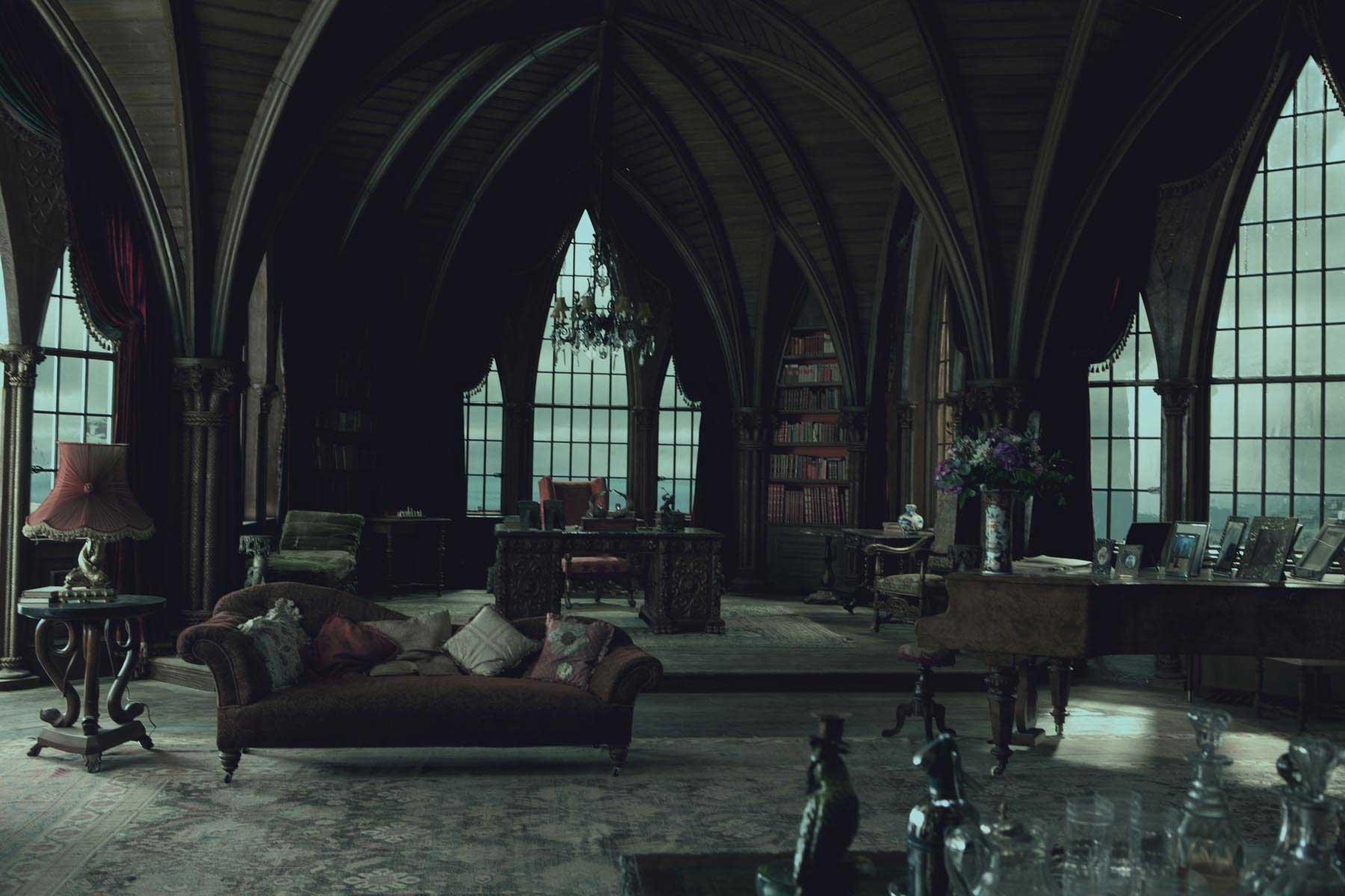 & Dark room design gothic wallpaper | 1800x1200 | 329264 | WallpaperUP