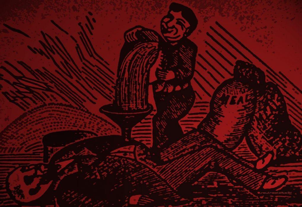 dark horror occult death wallpaper