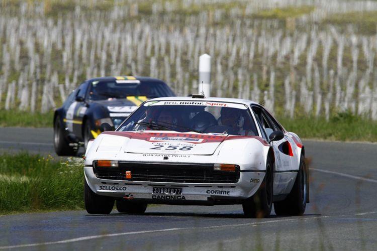 1976 Ferrari 308 GTB Gr_IV 2999x2000 wallpaper
