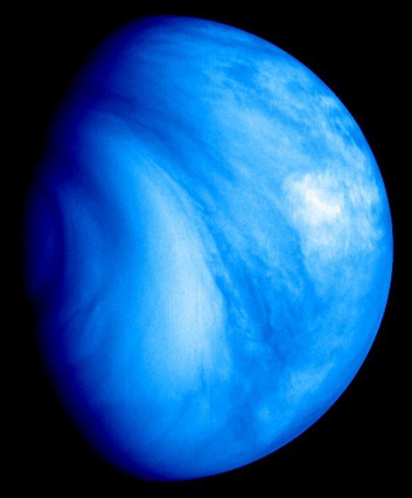 Our nearest planetary neighbour Venus 1656x2000 wallpaper