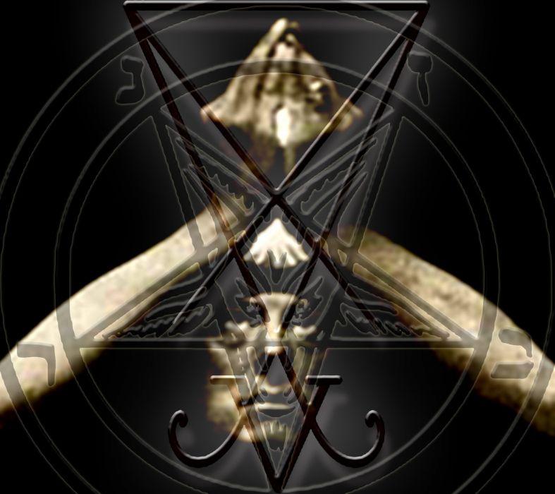 ALEISTER CROWLEY occult satanic satan wallpaper