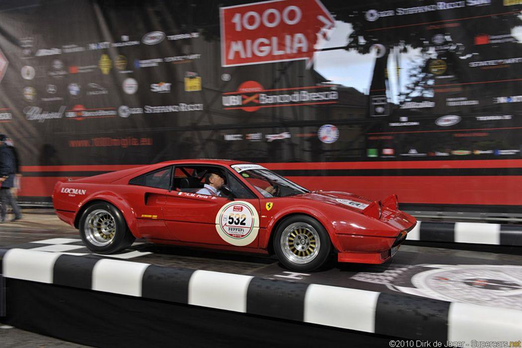 1977 Ferrari 308 GTB Group 4 2999x2000 wallpaper