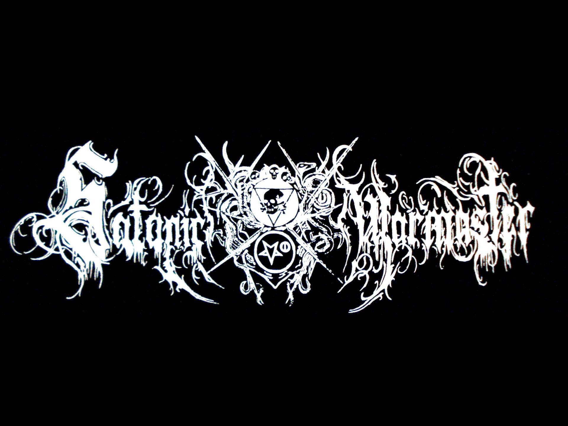 SATANIC WARMASTER Black Metal Heavy Dark Rw Wallpaper