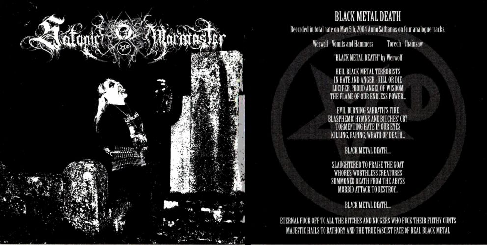 SATANIC WARMASTER black metal heavy dark hf wallpaper