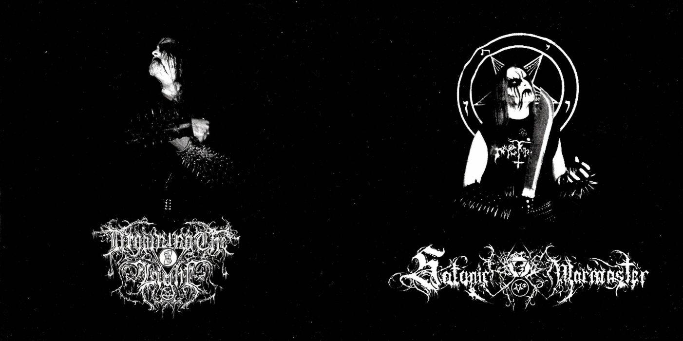 SATANIC WARMASTER black metal heavy dark  hg wallpaper