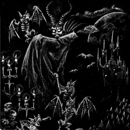SATANIC WARMASTER black metal heavy dark wallpaper