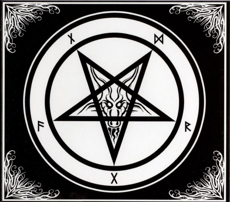 SATANIC WARMASTER Black Metal Heavy Dark Occult Pentagran