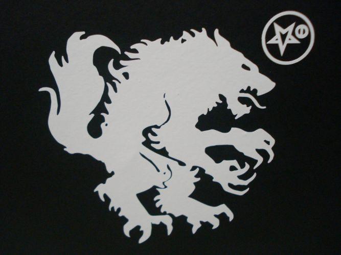 SATANIC WARMASTER black metal heavy dark kh wallpaper