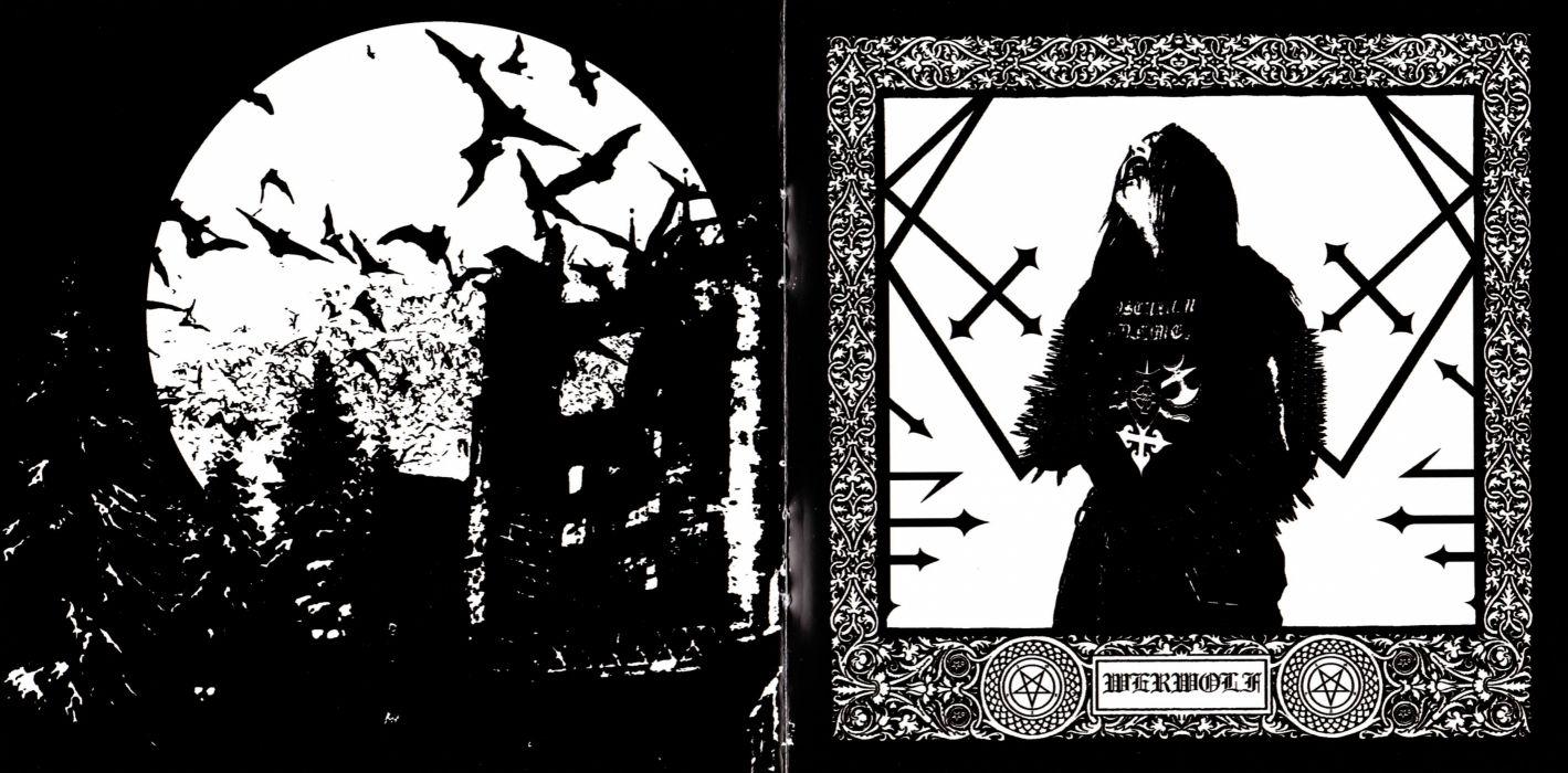 SATANIC WARMASTER black metal heavy dark  gf wallpaper