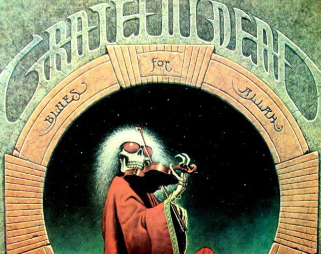 GRATEFUL DEAD classic rock hard eu wallpaper