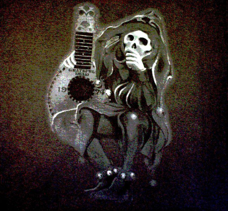 GRATEFUL DEAD classic rock hard   yt wallpaper