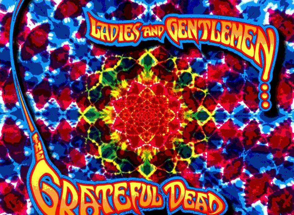 GRATEFUL DEAD classic rock hard   bx wallpaper