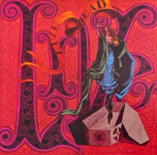 GRATEFUL DEAD classic rock hard rw wallpaper