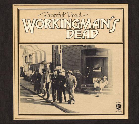 GRATEFUL DEAD classic rock hard (9) wallpaper
