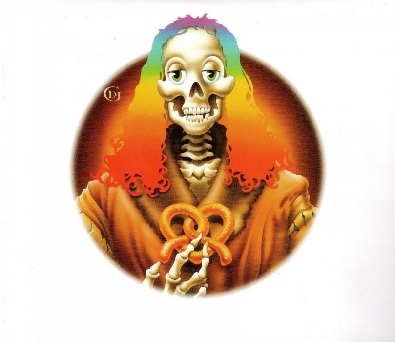 GRATEFUL DEAD classic rock hard (4) wallpaper