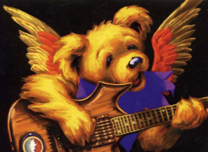 GRATEFUL DEAD classic rock hard (13) wallpaper