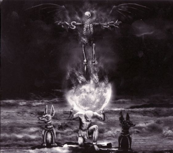 ALGHAZANTH black metal heavy dark occult satanic satan demon fantasy h wallpaper