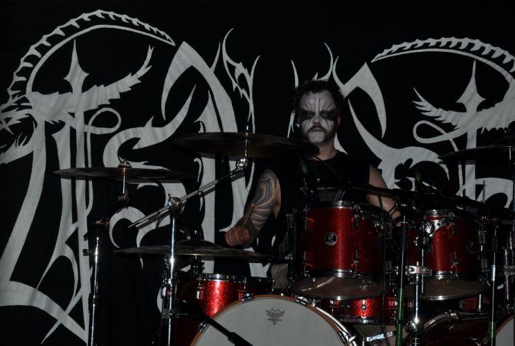 TSJUDER blask metal heavy concert drums g wallpaper