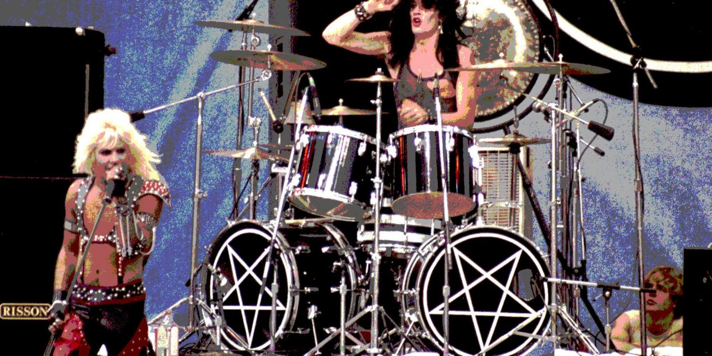 MOTLEY CRUE hair metal heavy concert singer drums     f wallpaper