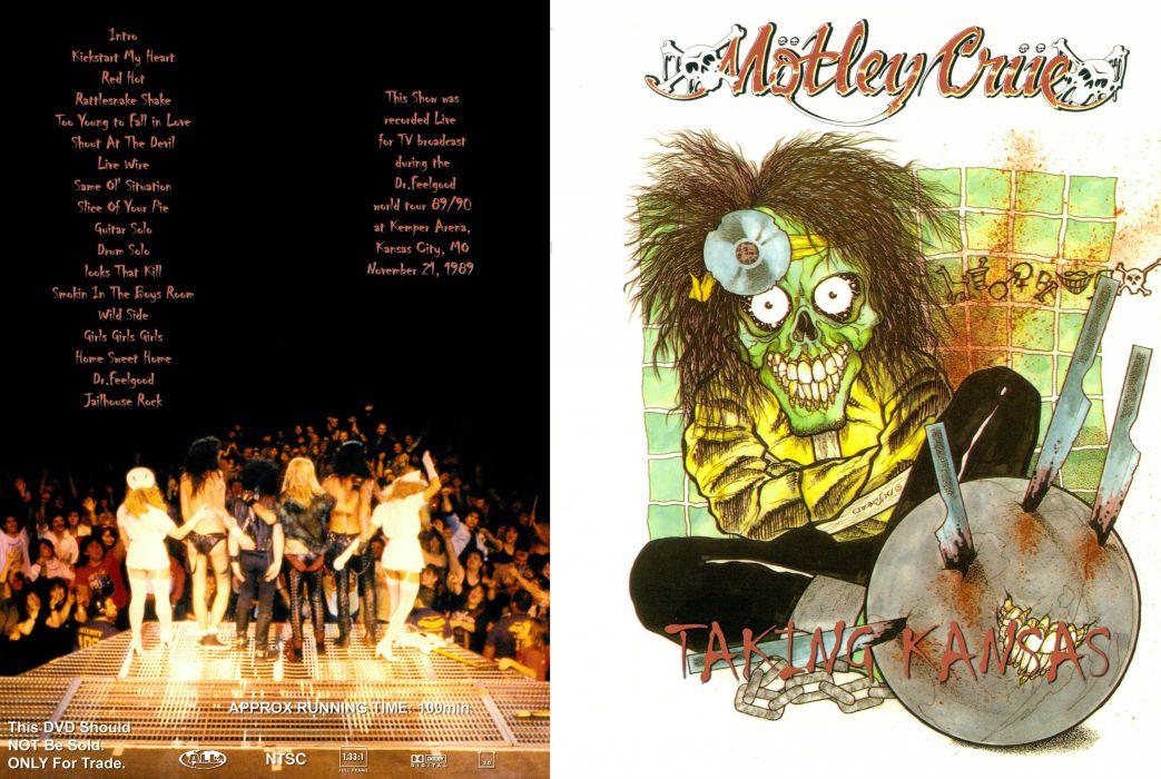 MOTLEY CRUE hair metal heavy poster    hw wallpaper